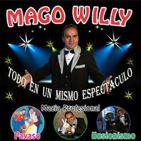 MAGO WILLY ESPECTACULAR