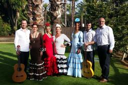 Coro Rociero Sendero Marismeño en Barcelona