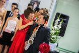 Saxofonista para eventos foto 2
