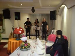 serenatas , eventos en vivo sh