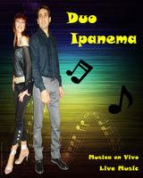 Cantante de Benidorm(Duo Ipanema)