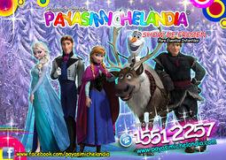 Show de Frozen® para Fiestas Infantiles - DF/EdMx_0