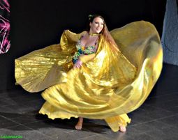 Jarifa Danza del Vientre