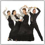 Bailarina profesional de danza oriental y flamenco foto 2