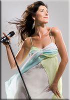 Sängerin Alexis