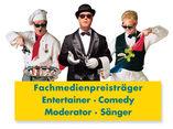 Comedy Kellner, Empfangskomik, Tischzauberei foto 1