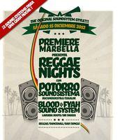 Reggae Nights - Premiere Marbe