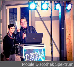 Mobile Discothek Spektrum