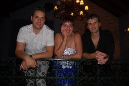 Trio latino's