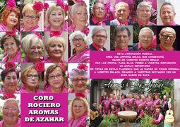 Coro rociero Aromas de Azahar