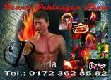 Feuer-Schlangenshow Sachsen foto 1