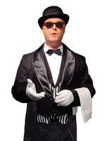 Comedy Tischzauberer Butler James