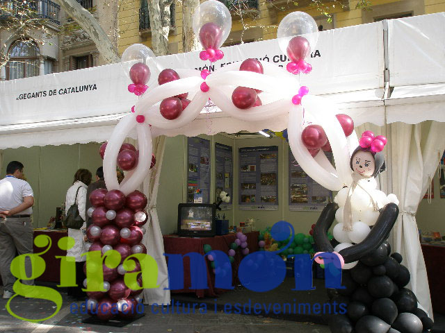 Fotos de decoraciones con globos imagenes - Fotos de decoracion ...