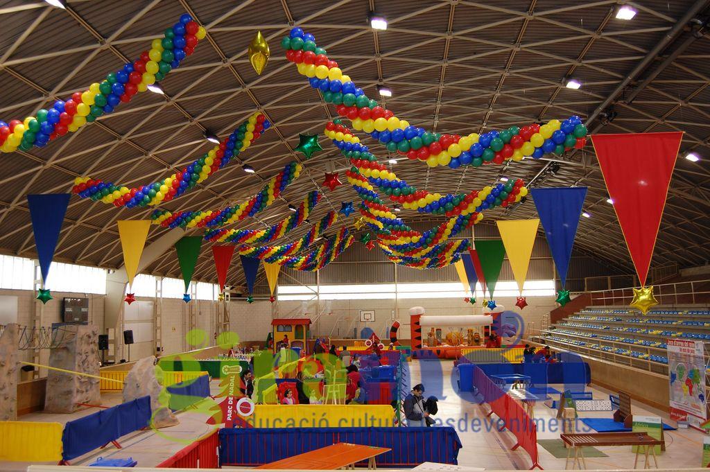 Decoraci n con globos - Decoracion con fotos ...