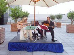 Duo de guitarras-duet guitarre