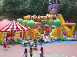 Fiestas Mayores con Triajock