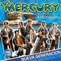 Grupo Musical Tropical Los Mercury