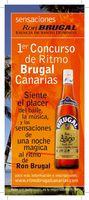 1er Concurso Ritmo Brugal Canarias