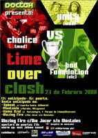 TIME OVER CLASH 23 FEB CHALICE VS BADFOUNDATION VS
